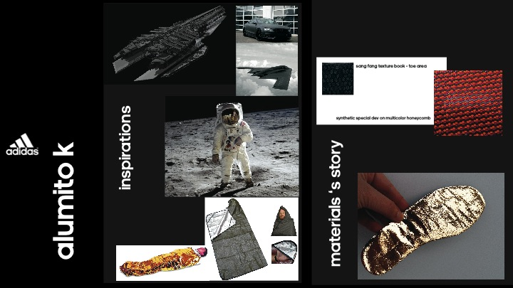 Alumito mood board